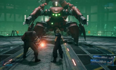 Final Fantasy VII Remake combates por turnos