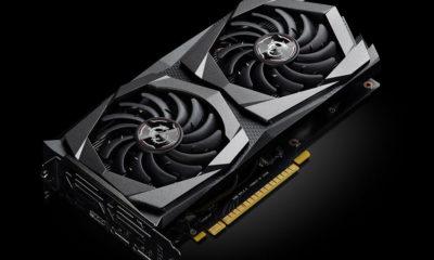 La GeForce GTX 1650 Ti llegará el 22 de octubre y hará frente a la RX 580 45