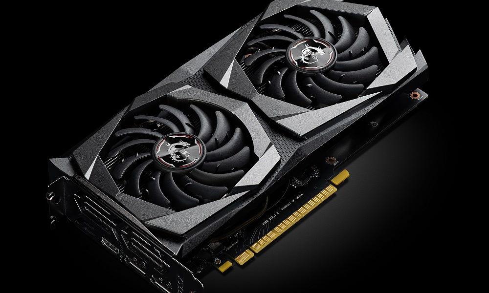 La GeForce GTX 1650 Ti llegará el 22 de octubre y hará frente a la RX 580 37
