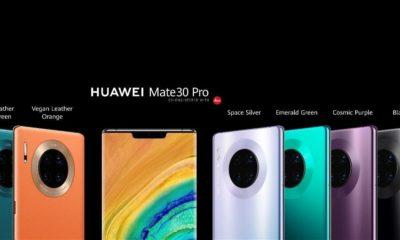 Huawei Mate 30 y Huawei Mate 30 Pro: especificaciones y precio 35