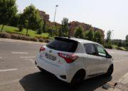 Toyota Yaris Hybrid GR Sport, pasos 84