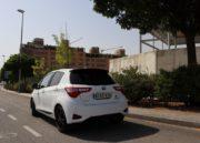 Toyota Yaris Hybrid GR Sport, pasos 86