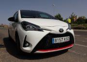Toyota Yaris Hybrid GR Sport, pasos 93