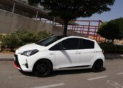 Toyota Yaris Hybrid GR Sport, pasos 95
