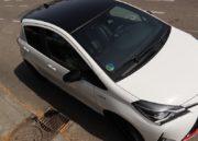 Toyota Yaris Hybrid GR Sport, pasos 99