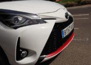 Toyota Yaris Hybrid GR Sport, pasos 98
