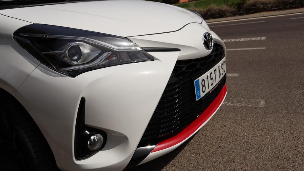Toyota Yaris Hybrid GR Sport, pasos 36