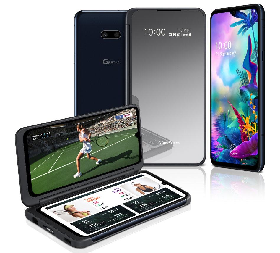 LG G8XThinQ