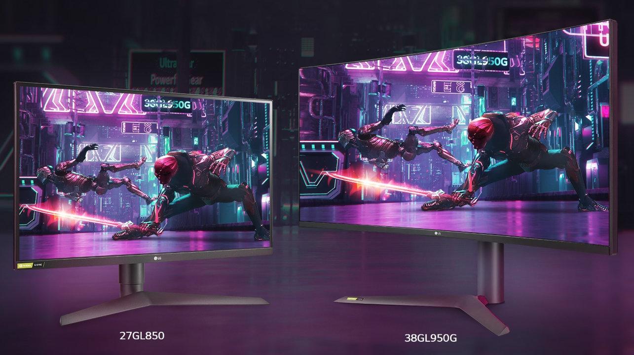 LG UltraGear promete mejores tiempos de respuesta y tasas de refresco para juegos 30
