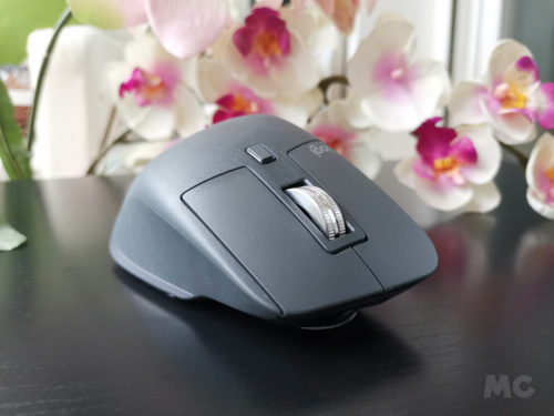 Logitech Mx Master 3 Scroll