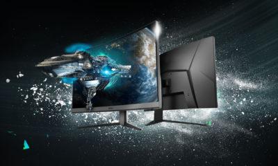 MSI Optix G27C4 Monitor Gaming