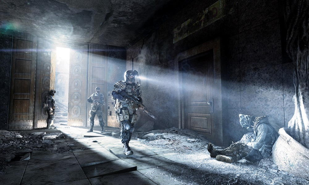 Metro 2033 Redux y Everything, gratis en la Epic Games Store 32
