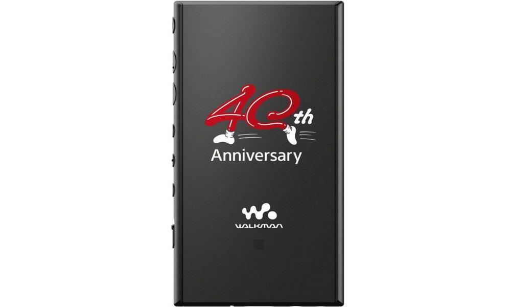 NW-A100TPS Walkman de Sony