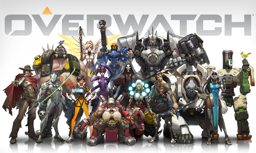 Overwatch para Nintendo Switch