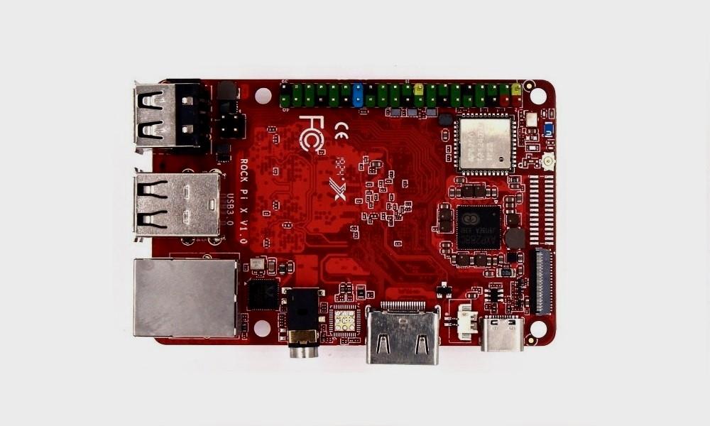 Crea tu propio PC de bajo coste sin renunciar a nada con la Rock Pi X equipada con CPU Intel 31
