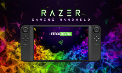 Razer Consola Portátil Nintendo Switch