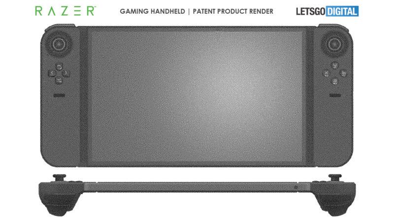 Razer Edge Consola Portátil