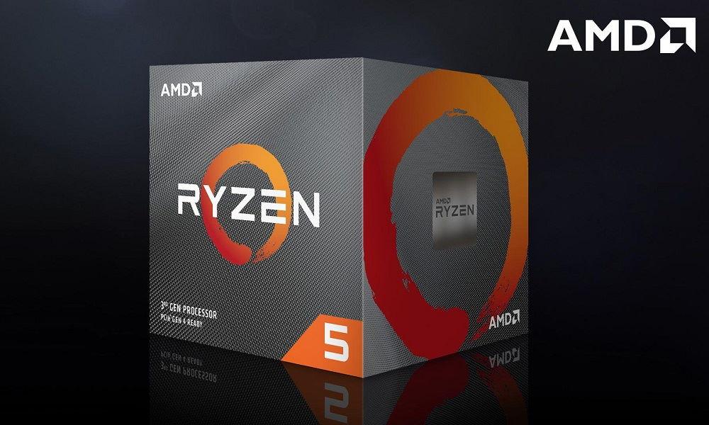 AMD democratiza los seis núcleos con los Ryzen 5 3500 y Ryzen 5 3500X 32