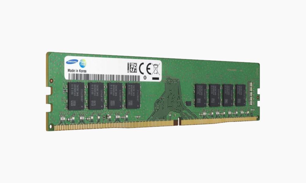 Samsung anuncia la RAM DDR4 A-Die más barata del mercado