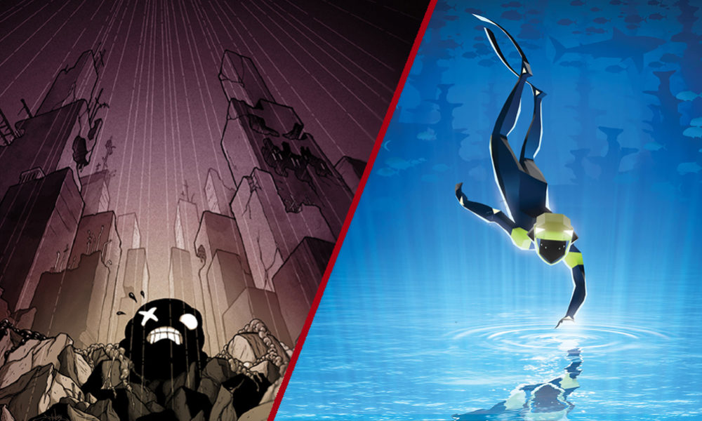The End is Nigh Gratis ABZU Epic Games Store