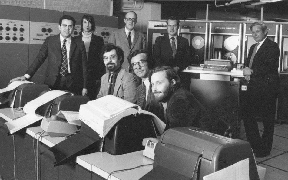 UNIX cumple 50 años