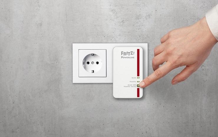 Repetidor Wi-Fi