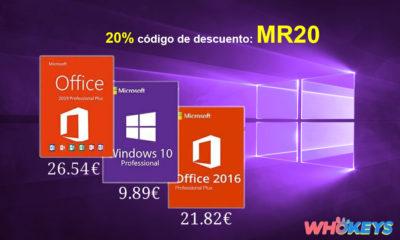 Windows 10 descuento