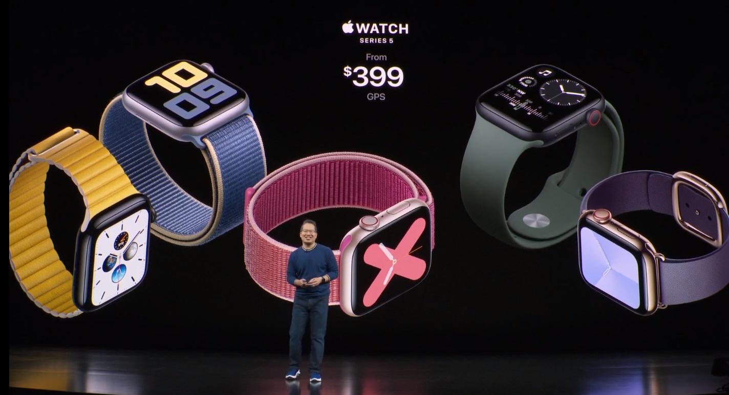 Apple Watch Series 5: características y precio del nuevo reloj inteligente de Apple 54
