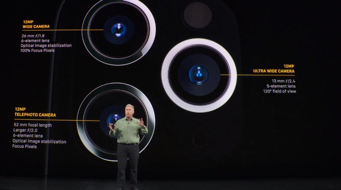 Apple presenta los iPhone 11, iPhone 11 Pro y iPhone 11 Pro Max: especificaciones y precios 46