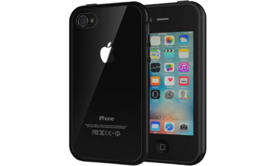 diseño del iPhone 4 para el iPhone 12