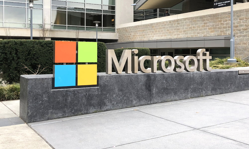 empleados de Microsoft contra el cambio climático