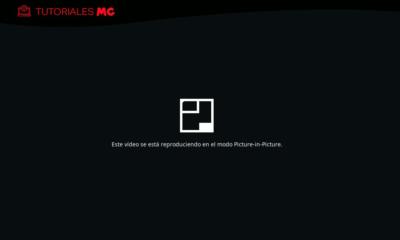 Prueba el modo de vídeo flotante 'Picture in Picture' en Firefox 142
