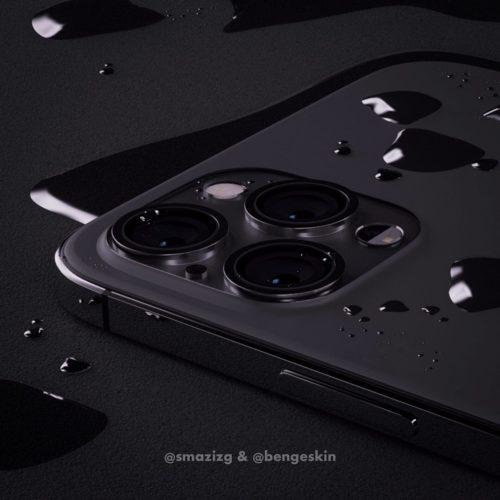 Primeros renders del iPhone 12 de Apple, un smartphone con genética de iPhone 4 32