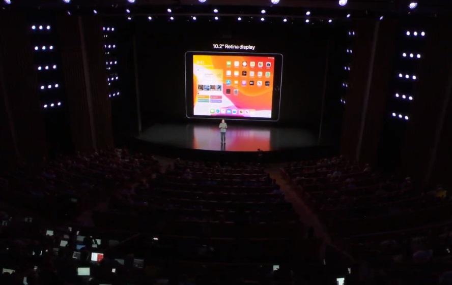 Apple presenta el nuevo iPad de séptima generación 30