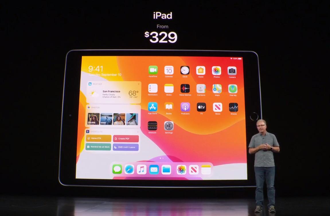 Apple presenta el nuevo iPad de séptima generación 34