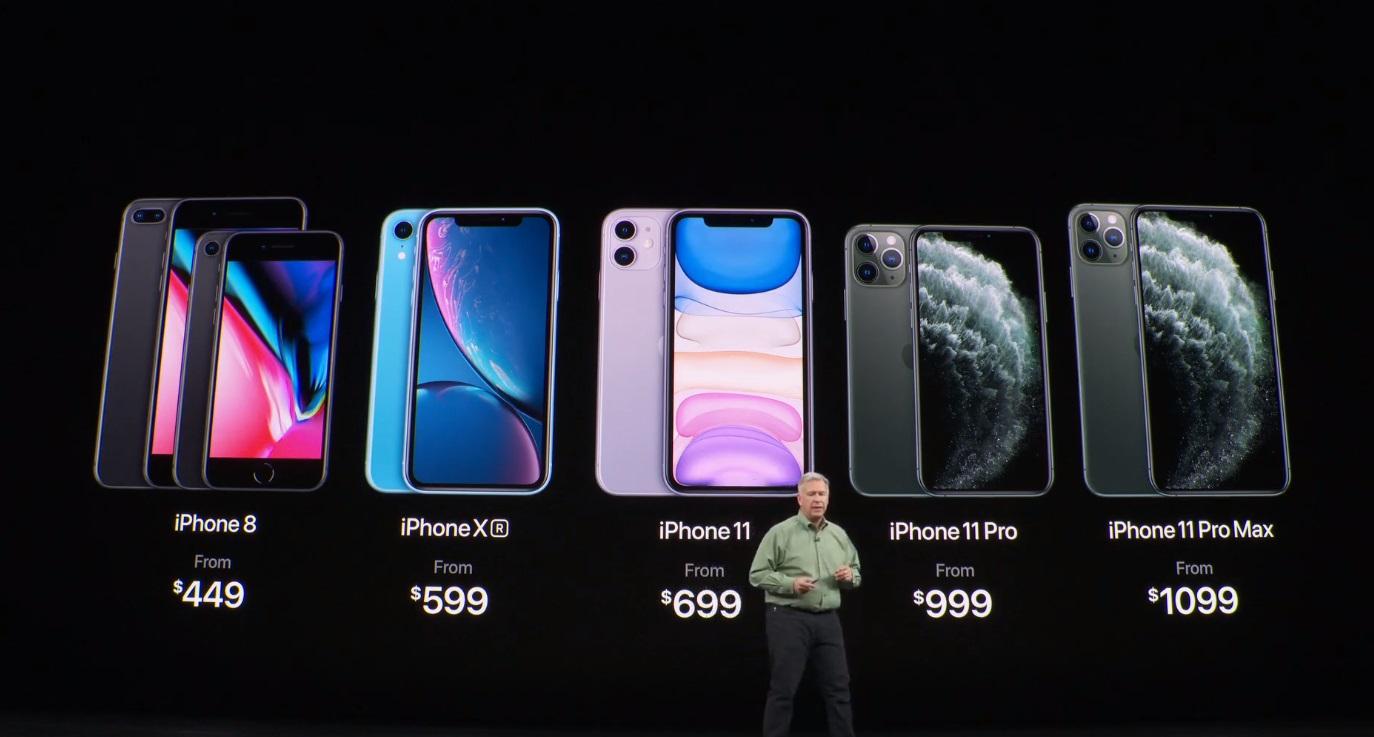 Apple presenta los iPhone 11, iPhone 11 Pro y iPhone 11 Pro Max: especificaciones y precios 60