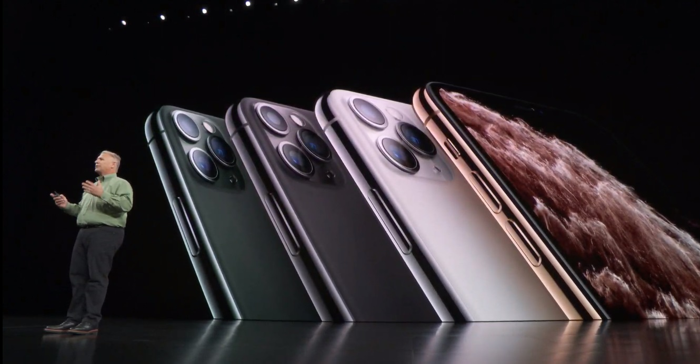 Apple presenta los iPhone 11, iPhone 11 Pro y iPhone 11 Pro Max: especificaciones y precios 48