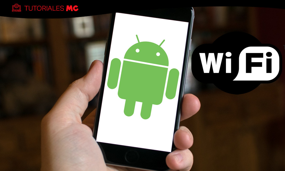 punto de acceso Wi-Fi de Android