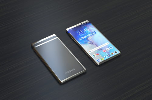 render del Samsung Galaxy S11