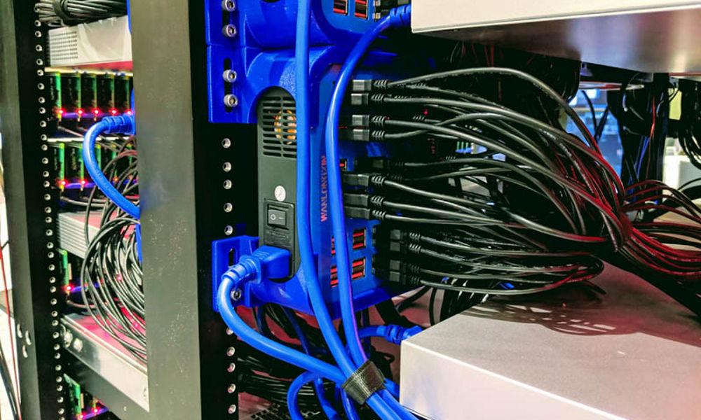 supercomputadora construida con Raspberry Pi de Oracle