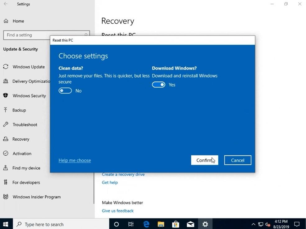 Olvídate de los pendrive: Windows 10 se instalará desde la nube 33
