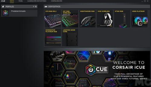 Corsair K57 RGB Wireless Gaming, análisis: rompe tus cadenas 47