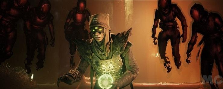 Destiny 2: Bastión de Sombras, análisis: una dulce pesadilla 34