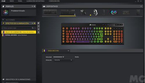 Corsair K57 RGB Wireless Gaming, análisis: rompe tus cadenas 49