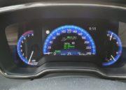 Toyota Corolla Touring Sports: llegar 116