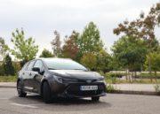 Toyota Corolla Touring Sports: llegar 72