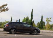 Toyota Corolla Touring Sports: llegar 70