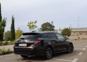 Toyota Corolla Touring Sports: llegar 66