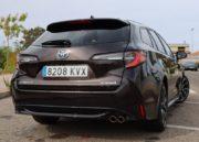 Toyota Corolla Touring Sports: llegar 64
