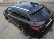 Toyota Corolla Touring Sports: llegar 60